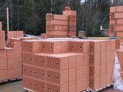 Продам крупноформатные керамические блоки,  размер 380х250х219 - foto 1