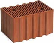 Продам крупноформатные керамические блоки,  размер 380х250х219